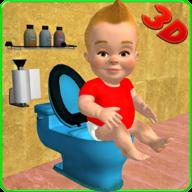 孩子自理模拟器游戏