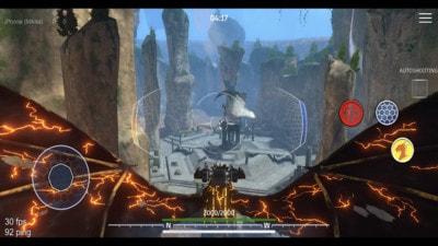 恐龙战斗星球游戏