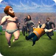胖足球跑游戏