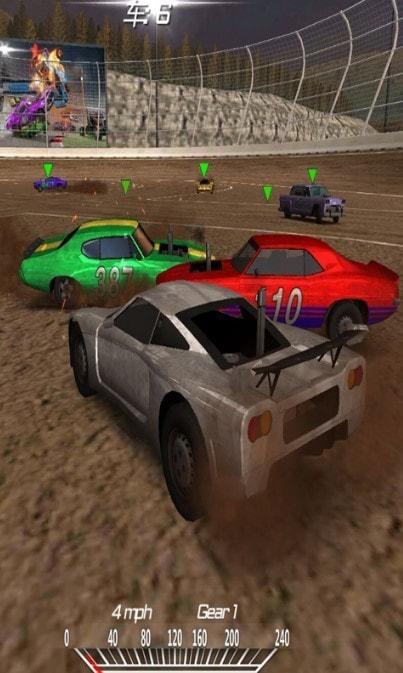 全能赛车手游戏