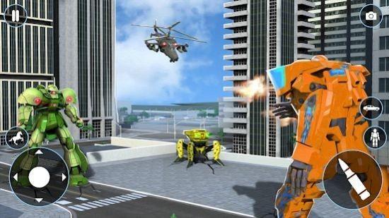飞马车机器人改造游戏