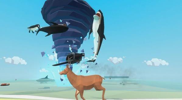 鹿模拟器未来世界