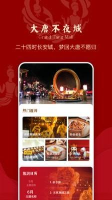 大唐不夜城文化商业步行街