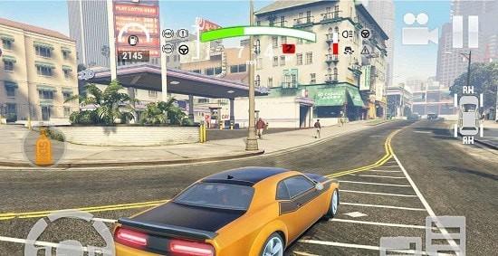 城市汽车挑战赛