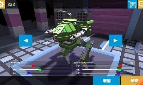 像素机器人战场(图4)