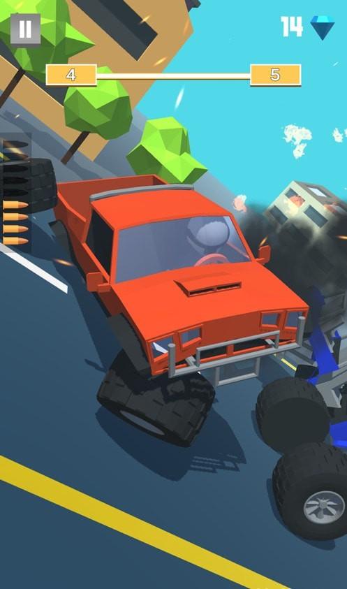 Road Trigger Rage